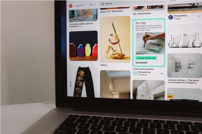 Affiliate marketing on Pinterest without a blog