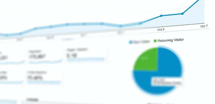 What Report Shows the Percentage of Traffic that Previously Visited a Website
